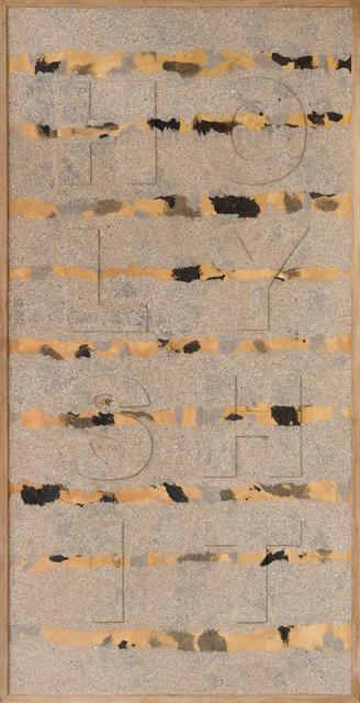 Willem Boshoff, 'Homage to Kurt Schwitters', 2013, Strauss & Co
