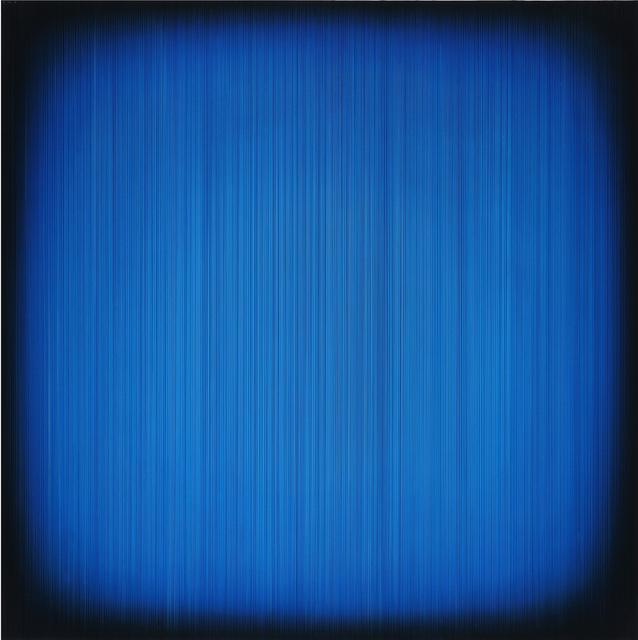 , 'Who likes K blue?,' 2016, Gallery Hakgojae
