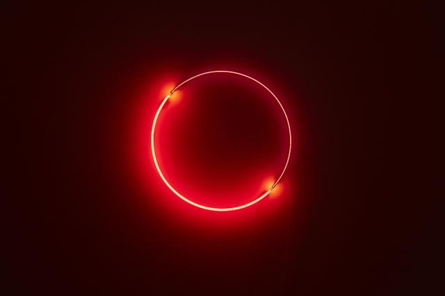, 'Complete Circle,' 2017, Lange + Pult