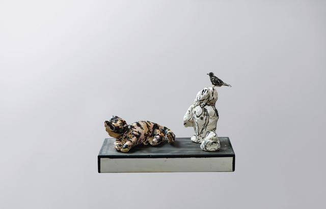 , '中国雕塑的学习 No. 4 Chinese sculpture study No. 4,' 2016, Matthew Liu Fine Arts