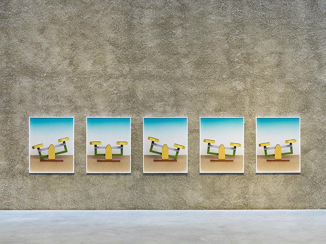 , 'Found Object (Balance),' 2016, KÖNIG GALERIE