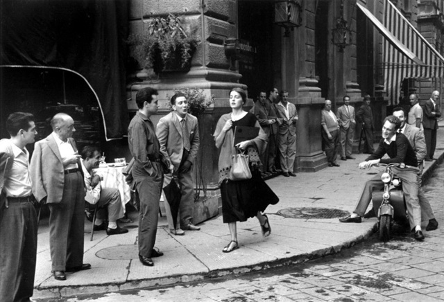 , 'American Girl in Italy,' 1951, Lumiere Brothers Gallery