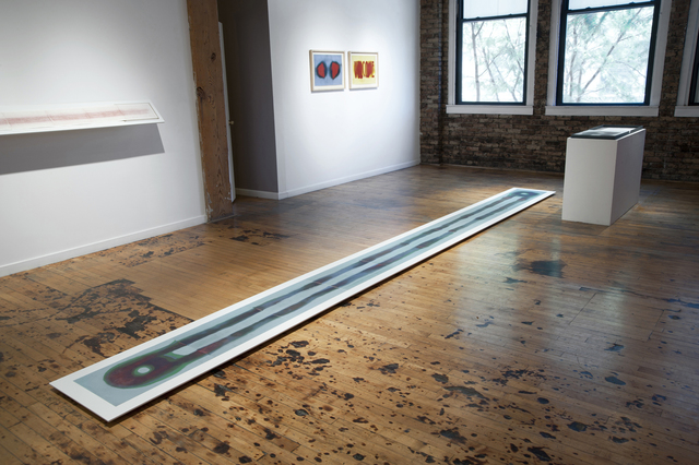 , 'Untitled (Walking Print),' 2011, Western Exhibitions