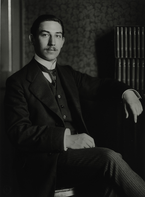 August Sander, 'Teacher, 1911–1914', Galerie Julian Sander