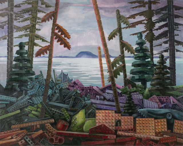 , 'Island,' 2015, Vladey