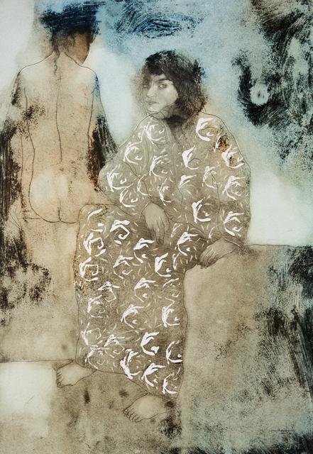 , 'Temptation of Virtue,' 2017, Lois Lambert Gallery