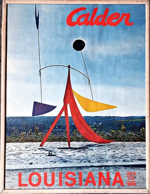 , 'Louisiana Museum of Modern Art (Denmark) ,' 1969, Alpha 137 Gallery
