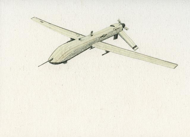 , 'Drone,' 2013, Lois Lambert Gallery