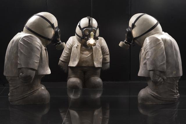 , 'Los Nomadas,' 2016, Zhou B Haus der Kunst