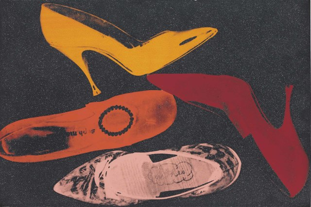 Andy Warhol, 'Shoes: one plate', 1981, Christie's