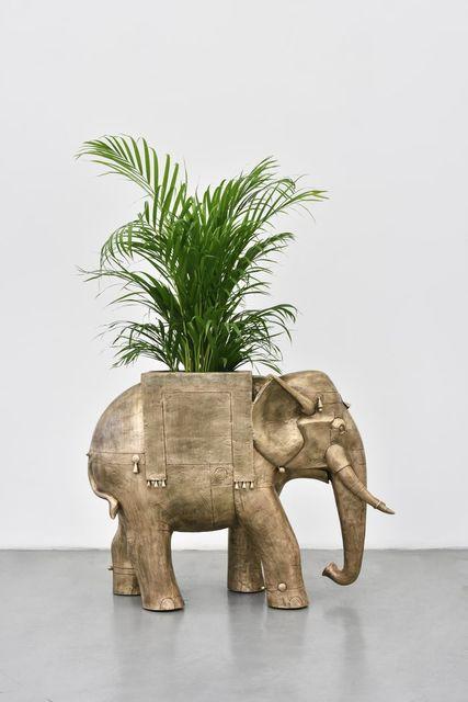 , 'Elephant de Pauline,' 1997, Galerie Mitterrand