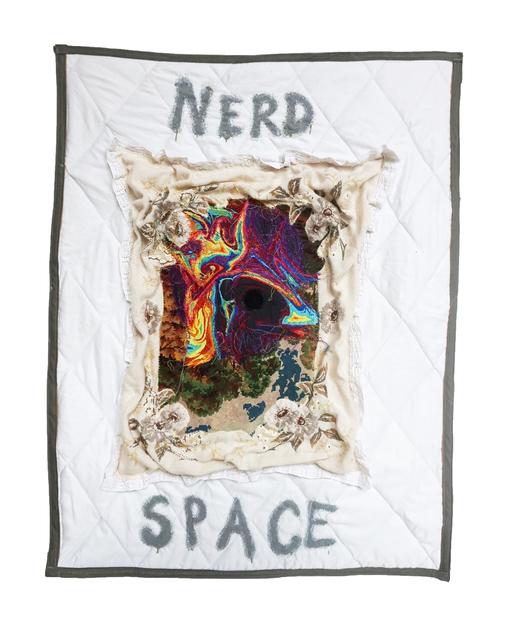 , 'Nerd Space,' 2019, Galerie Bart