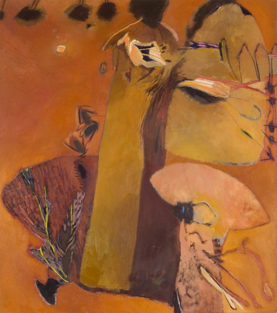 , 'Rouge Anglais,' 1999, Candida Stevens