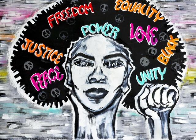 , 'Girl Power,' 2019, Forever Art Gallery