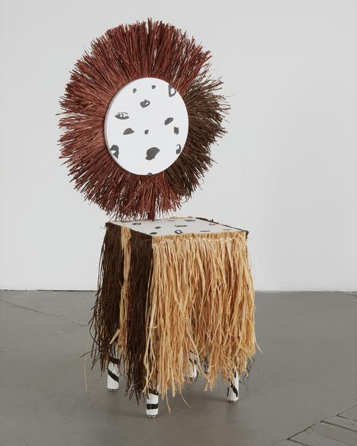 , 'Zebra Chair #2,' 2015, R & Company