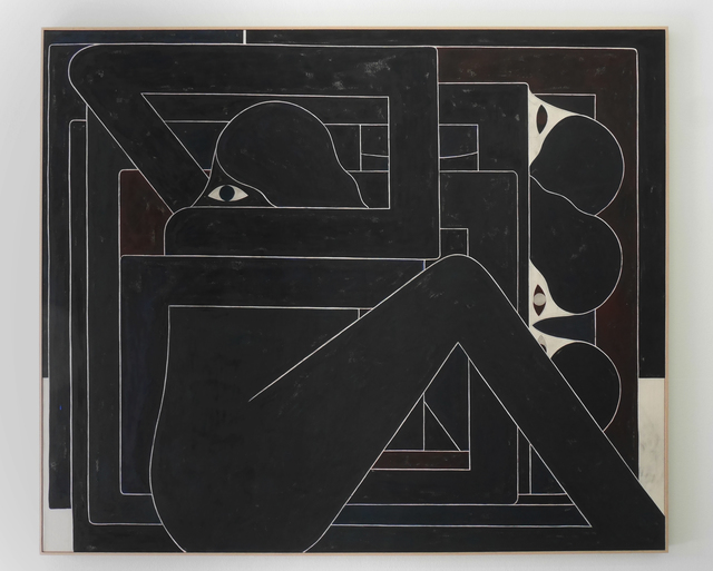 , 'Por Su Cuenta (3 Heads),' 2016, V1 Gallery