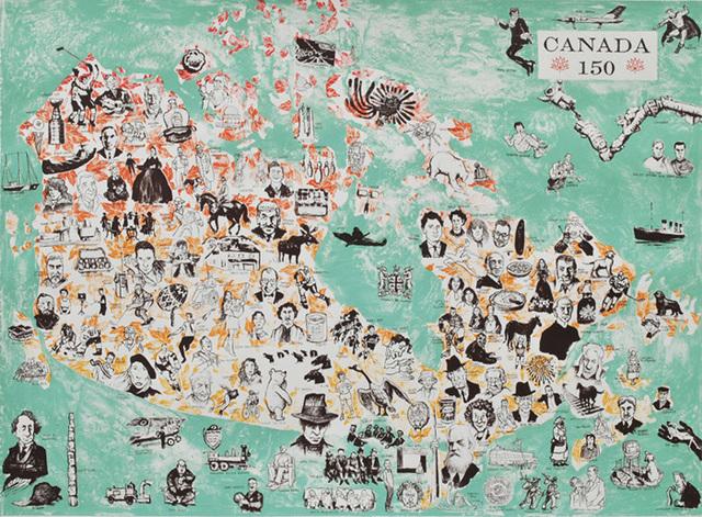 , 'Canada 150,' , Sarah Wiseman Gallery