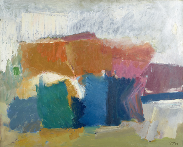 , 'Highway,' 1957, Berry Campbell Gallery