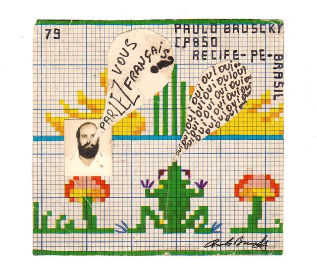 , 'Parlez-vous français?,' 1979, Galeria Nara Roesler