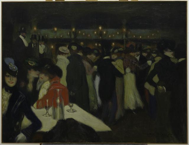 , 'Le Moulin de la Galette,' 1900, Guggenheim Museum Bilbao