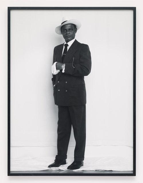 , 'African Spirits series (Seydou Keïta),' 2008, Stephen Friedman Gallery