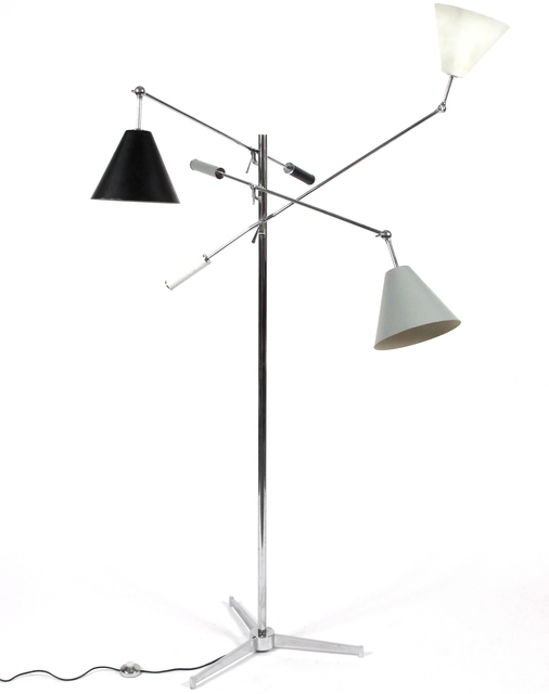 , 'Three Arm Floor Lamp,' 1952, Patrick Parrish Gallery