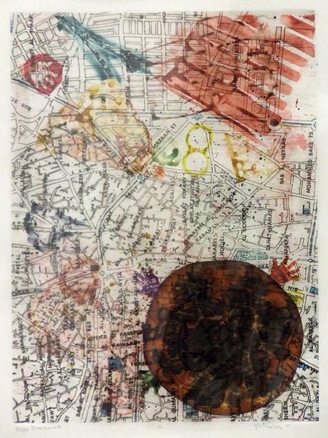 , 'Aleppo Pomegranate,' 2010, Bruno David Gallery & Bruno David Projects