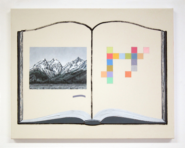 , 'The Book of Landscape,' 2017, Simone DeSousa Gallery