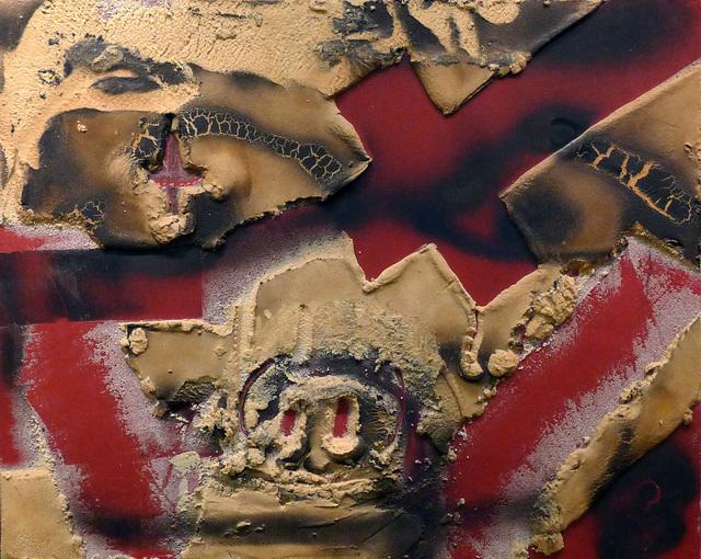 , 'Matéria sobre vermell,' 2006, Fernández-Braso