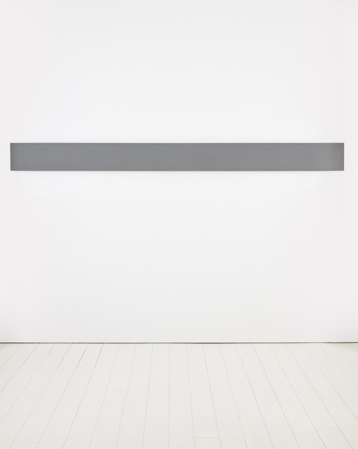 , 'Untitled (Band Painting),' 1989, Patrick De Brock Gallery