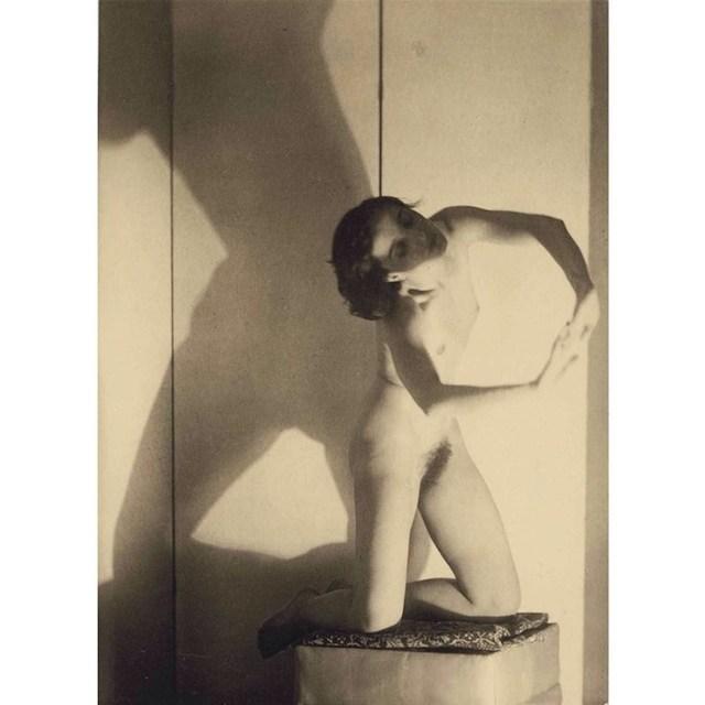 , 'Nude Study,' ca. 1920, Grob Gallery