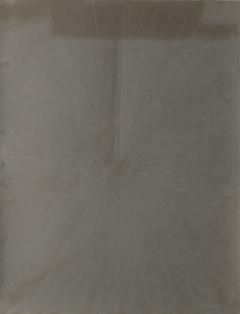 , 'Untitled (Solid French Grey Butterfly 70% 672),' 2007, Los Angeles County Museum of Art