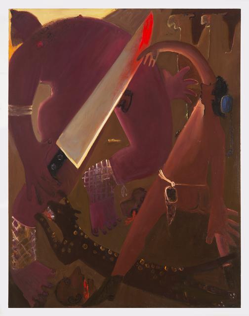 , 'David and Goliath,' 2016, Kent Fine Art