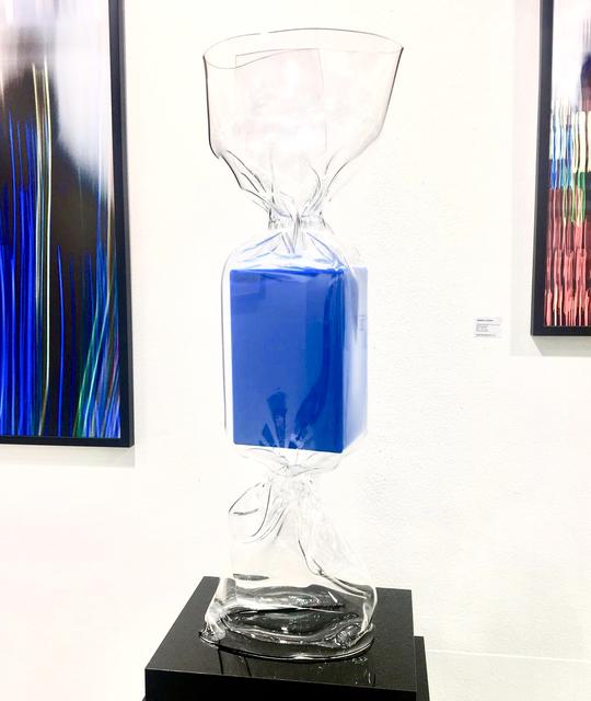 Laurence Jenkell, 'WRAPPING BONBON TRANSPARENT BLEU', 2019, BOCCARA ART