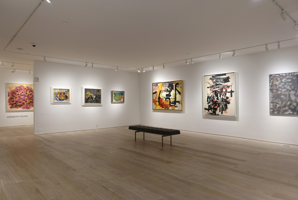 "Installation view - ""Gallery Selections"""
