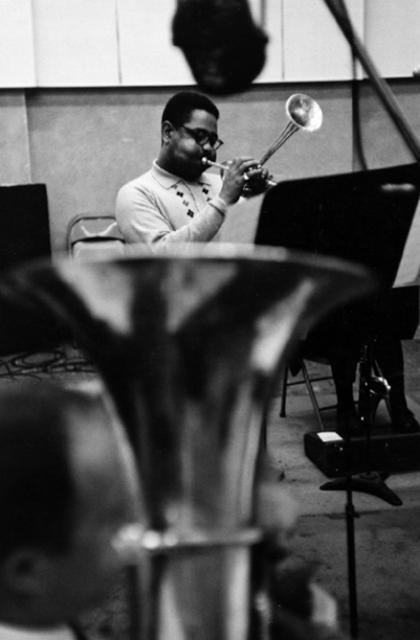 , 'Dizzy Gillespie, New York ,' 1960, Galerie Bene Taschen
