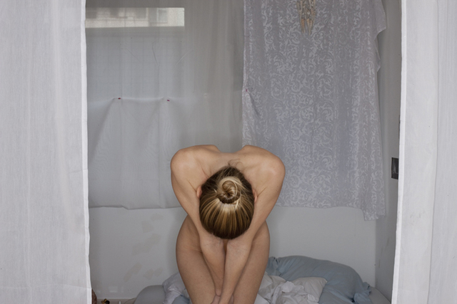 , 'Bowing Girl,' 2010, Rick Wester Fine Art