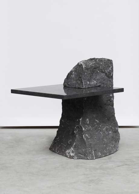 , 'Fragments Side Table Square Insert,' 2015, The Future Perfect