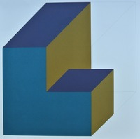Sol LeWitt, Forms derived from a Cube (complete set)
