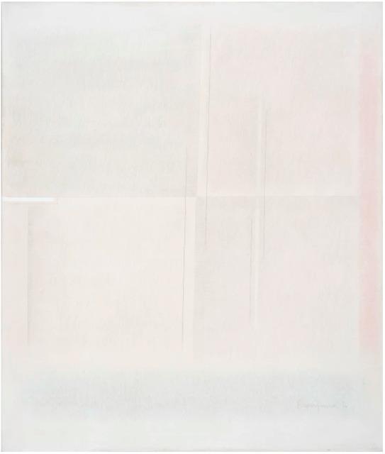 , 'Strutturale obliquo,' 1964, rosenfeld porcini