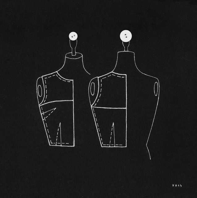 , 'Entre Nous,' 2014, Ani Molnár Gallery