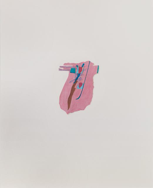 , 'Untitled III (pink),' ca. 1978, Susan Eley Fine Art