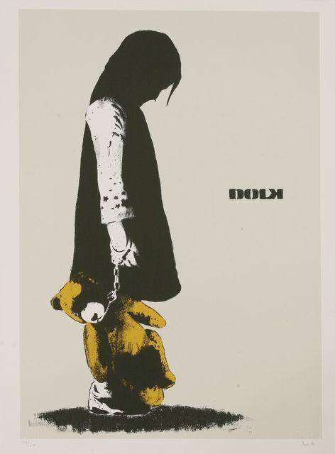 DOLK, 'Girl With A Teddy Bear', 2007, Sworders