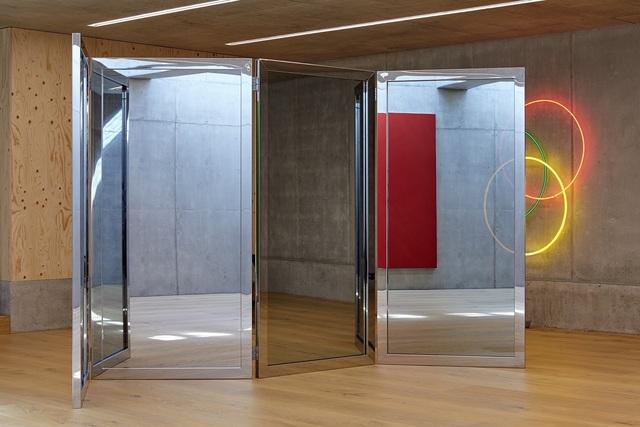 , 'Raumprisma (Space Prism) / Non Space,' 2018, Grieder Contemporary