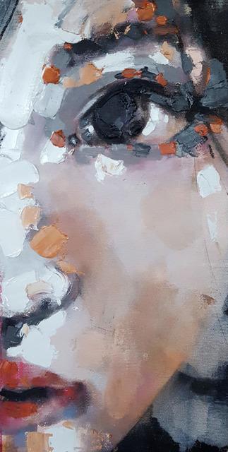 Thomas Donaldson, 'Head ', 2018, The Directed Art Modern