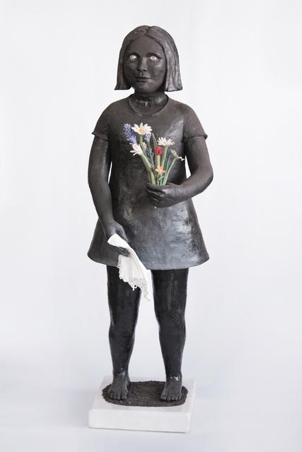 , 'Niña con Flores,' 2017, Honos Art