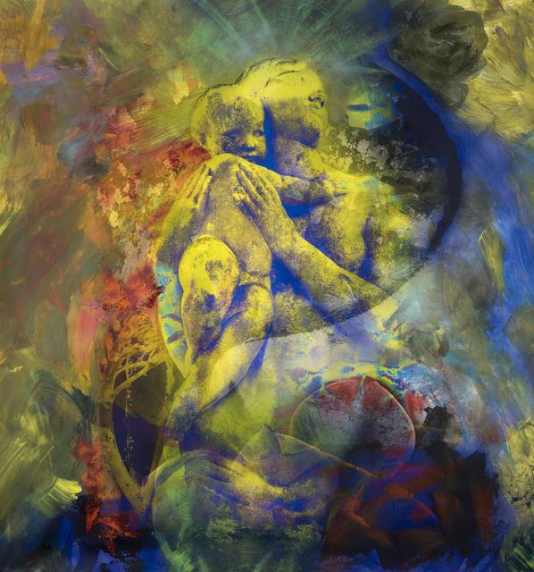 , 'MADONNA,' 2016, Galerie Michael Schultz
