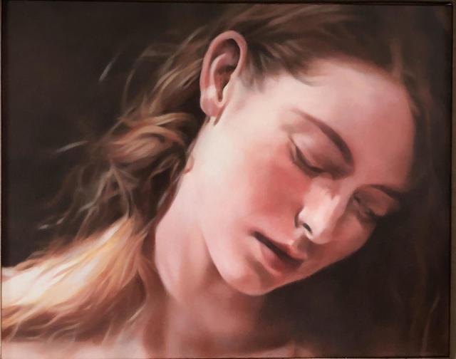 , 'Magdalena (close up),' 2018, Gavlak