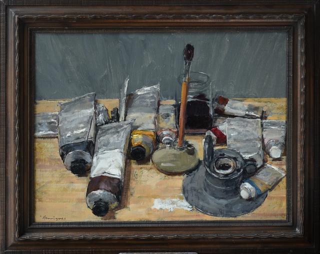, 'Paints ,' 2016, Jonathan Cooper
