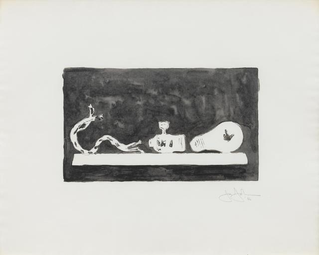 , 'Light Bulb ,' 1966, Susan Sheehan Gallery